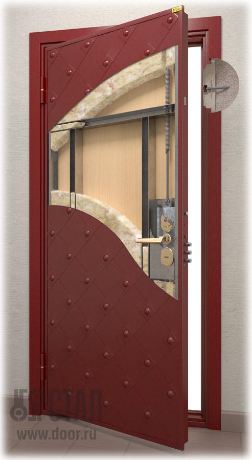 стальные двери компании стал