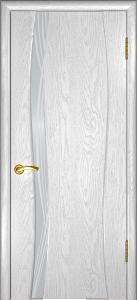Аква-1 дуб белая эмаль