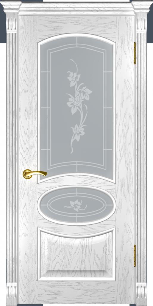 Купить межкомнатные двери белого цвета